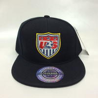 USA Soccer Hat/Cap World Cup Team Logo BRAZIL 2014 snapback, fitted, flexfit