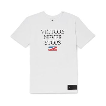 Victory Never Stops T-Shirt by Nike x RT