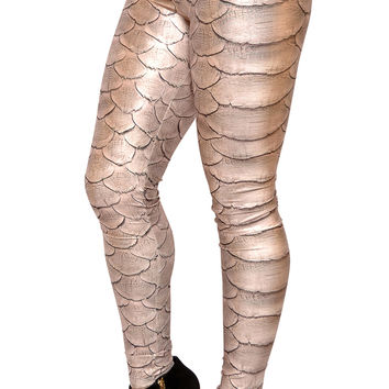 Snake Scales Leggings Design 124
