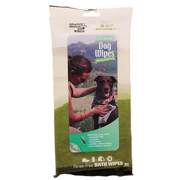Adventure Medical Adventure Dog Wipes Package (Per 8)