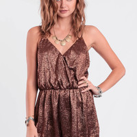 Bright Lights Romper