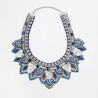 ASOS Layered Bib Necklace