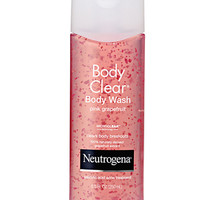 Body Clear® Body Wash - Pink Grapefruit | NEUTROGENA®