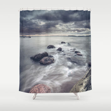 The furious rebels Shower Curtain by HappyMelvin | Society6