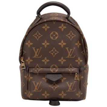 Preowned Louis Vuitton Palm Springs Backpack Mini