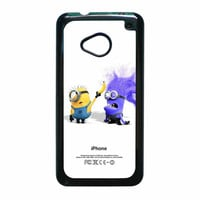 Despicable Me 2 Funny Banana HTC One M7 Case