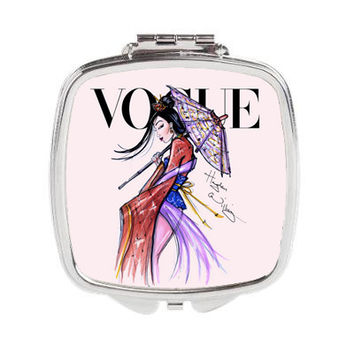 Mulan Disney Princess Duel Compact Mirror or 3 inch Pocket Mirror