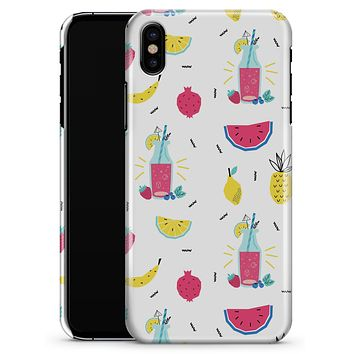 Tropical Summer Love v1 - iPhone X Clipit Case
