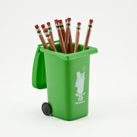 Recycle Bin Pencil Cup - See Jane Work