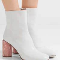 Acne Studios - Althea leather ankle boots