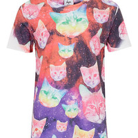 HYPE Cosmo Cat T-Shirt*