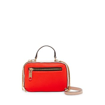 MILLY Women's Astor Leather Mini Satchel
