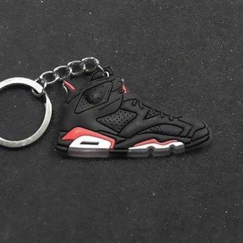 DCCKHD9 Air Jordan 6 'Black Infrared'