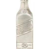 Sterling silver Johnnie Walker decanter (small) | Moda Operandi
