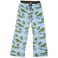 Alligator Wide Awake Juniors Sleep Pants