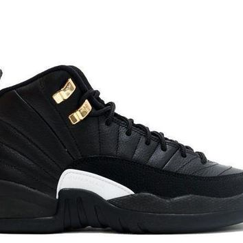Air Jordan 12 Retro Bg Master Gs - Beauty Ticks