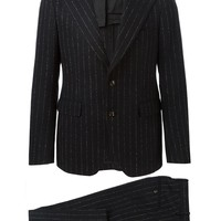 Tagliatore Two Piece Pinstripe Suit - Di Pierro - Farfetch.com