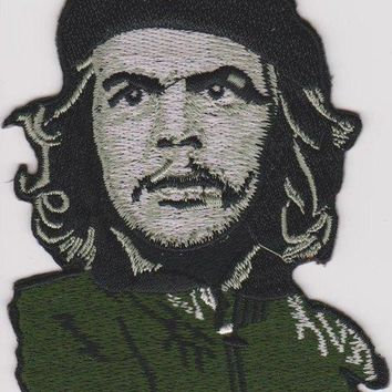 Che Guevara Iron-On Patch Face