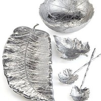 Martha Stewart Collection Serveware, Park Leaves Collection - Dining & Entertaining Martha Stewart Collection - for the home - Macy's