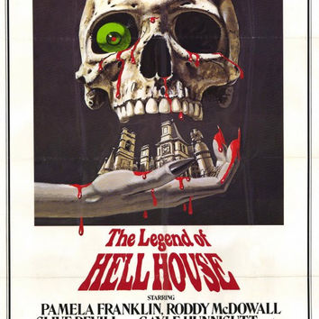 The Legend of Hell House 27x40 Movie Poster (1973)