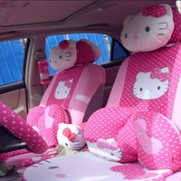 Hello Kitty Car Hand Rest Cover Delivery Time 7-12 Business Days