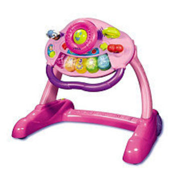 Vtech Sit-to-Stand Activity Walker - Pink