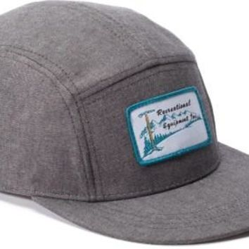 REI Original Logo 5-Panel Hat
