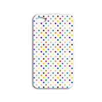 Super Cute Polka Dot Phone Case Artistic iPhone Case Colorful iPod Cover iPhone 4 Case iPhone 5 Case iPhone 4s Case iPhone 5s Case iPod 4 5