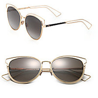 Dior - Sideral Cat's-Eye 56MM Sunglasses - Saks Fifth Avenue Mobile
