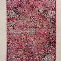 Carly Floral Tufted Rug | Urban Outfitters