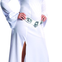 Womens Plus Size Star Wars Princess Leia Costume