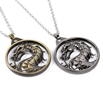 Necklaces Mortal Kombat Dragon