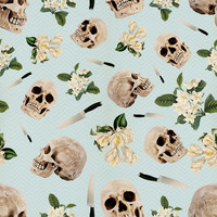 Removable Wallpaper - Hamlet's Final Romance