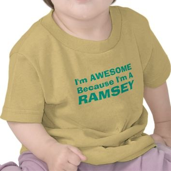 I'm Awesome Because......
