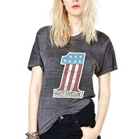 Harley Davidson Number One Tee