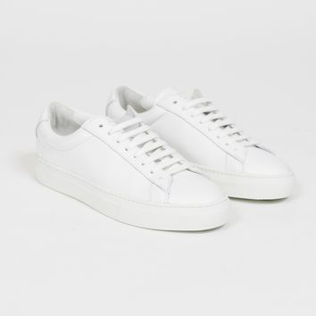 ZSP4 Leather Sneaker White