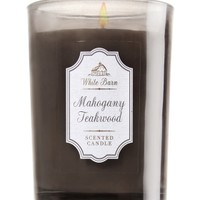 Medium Candle Mahogany Teakwood