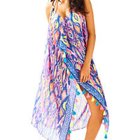 Gypsy Jungle Beach Cover Up | 26137 | Lilly Pulitzer