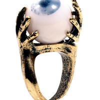 GYPSY WARRIOR - All Seeing Alchemy Ring