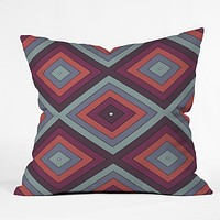 Shannon Clark Jewel Throw Pillow