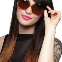 ModCloth Festival Hollywood Thrills Sunglasses