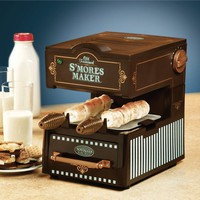 Old Fashioned S'Mores Maker - DudeIWantThat.com
