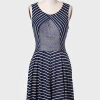 Together Forever Striped Dress