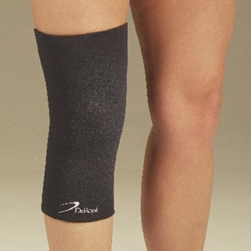 DeRoyal Neoprene Closed Patella Knee Support Without Pad