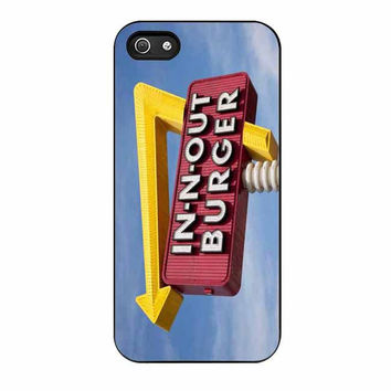 in n out burger funny cases for iphone se 5 5s 5c 4 4s 6 6s plus