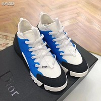 Dior Women Fashion Casual Sneakers Sport Shoes Size 35-40