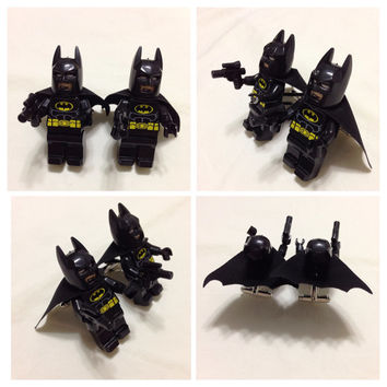 LEGO Cufflinks - Mens Cufflinks - Groom Cufflinks - Groomsmen Gift -  Lego® BATMAN Cufflinks - Lego® Minifigure Cufflinks - WEDDING Gift