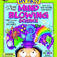 Scientific Explorer's Mind Blowing Science Kit for Young Scientists | www.deviazon.com