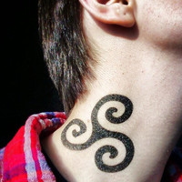 ON SALE! 3x Derek Hale's Triskelion Tattoos for 5AUD