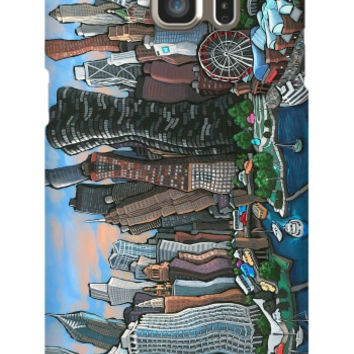 Michael Birawer Chicago Galaxy S6 Edge Plus Slim Case